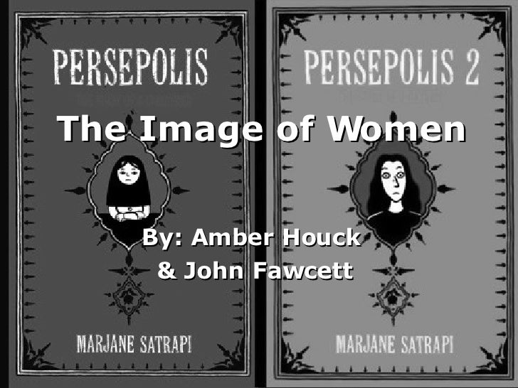 essay about persepolis by marjane satrapi