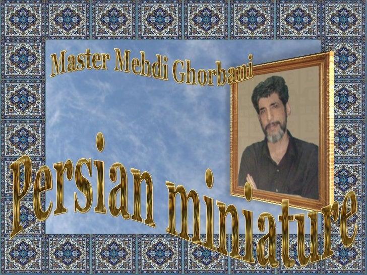 Mehdi Ghorbani