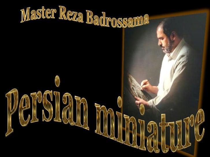 Reza Badrossama3