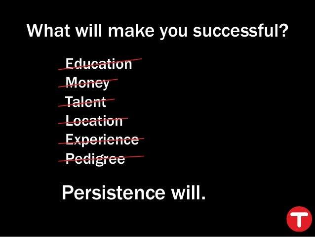 short essay about success