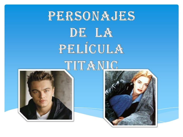 En 1997, DiCaprio protagonizó la película de JamesCameron de 1997, Titanic junto a Kate Winslet.Interpretó a un chico de v...
