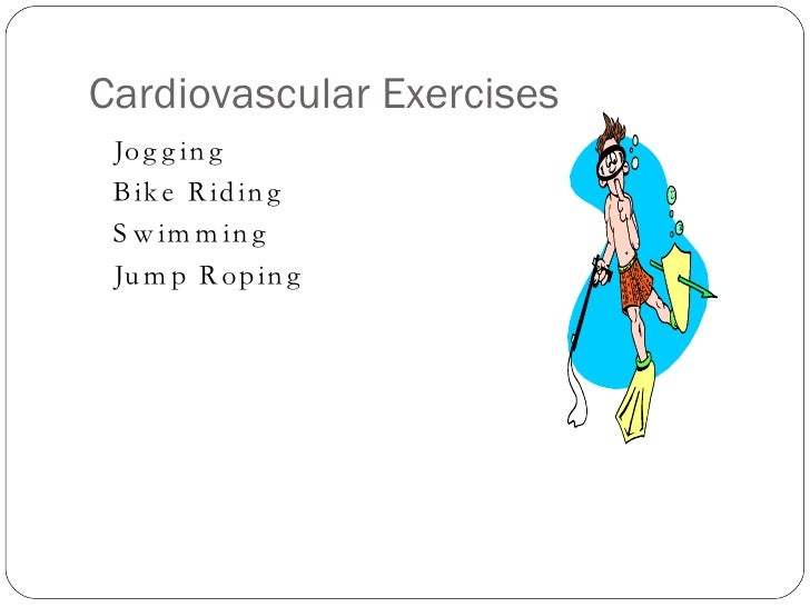 cardiovascular fitness project Fitness blender's 30 minute low impact cardio workout video is ideal for those who are new to working out, overweight, or nursing an injury.