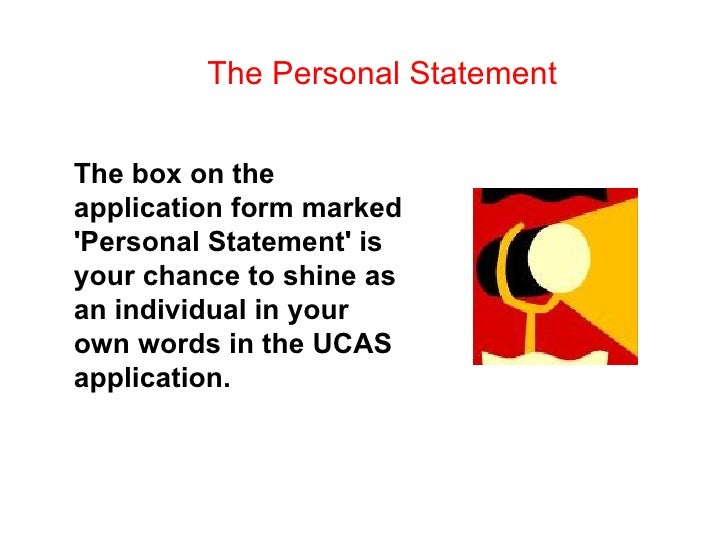 Online personal statement writing