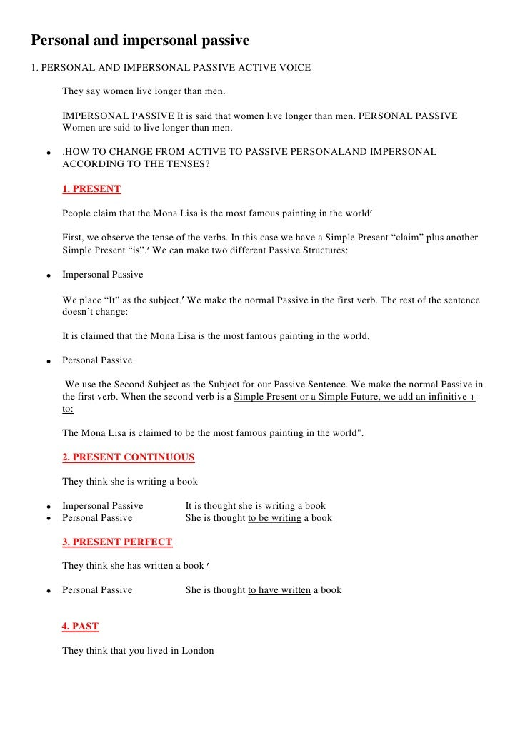 personal impersonal essay Online download essays impersonal and personal essays impersonal and personal read more and get great that's what the book enpdfd essays impersonal and personal.