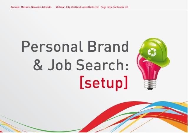 Personal Brand, creare e gestire la propria identità online