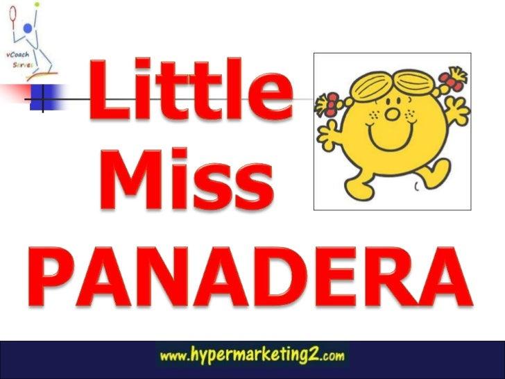 VCoach Class - Little Miss Panadera