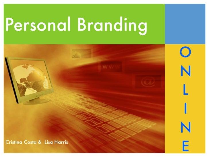Marketing yourself                        O                        N                        L                        I    ...