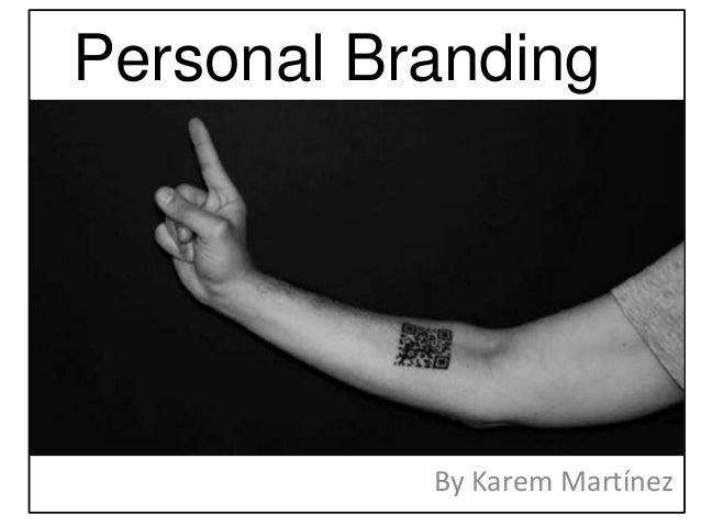 Personal branding / Marca Personal