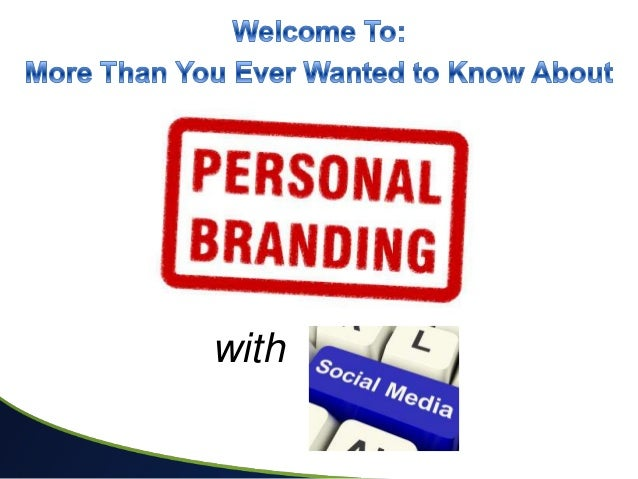 Personal branding   paula class 10.24.12