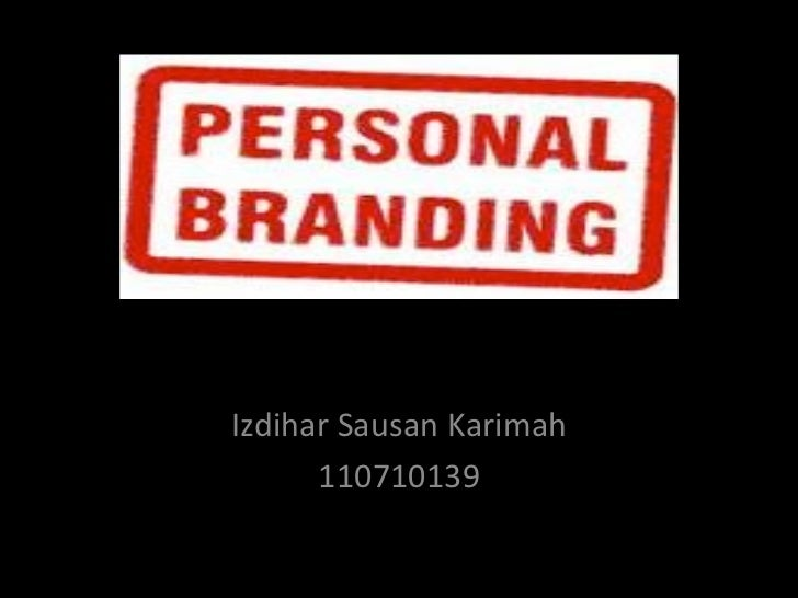 Izdihar Sausan Karimah      110710139