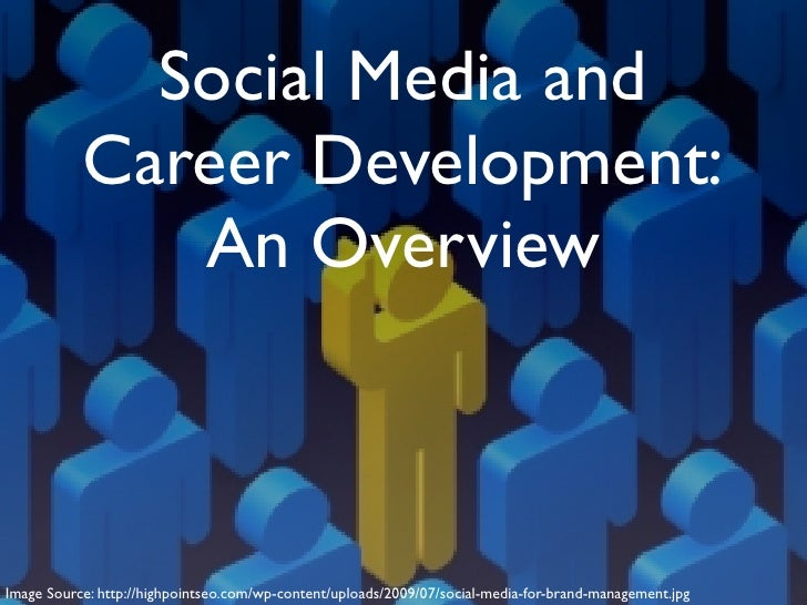 Social Media and            Career Development:               An Overview    Image Source: http://highpointseo.com/wp-cont...