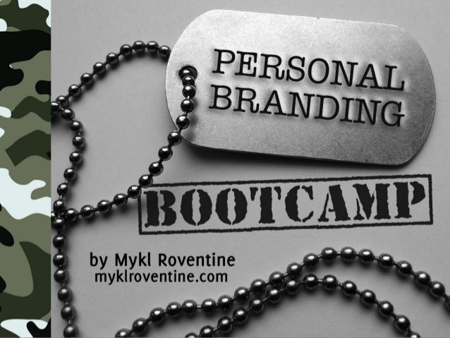 Personal Branding Bootcamp