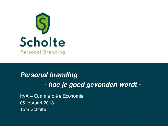 Personal branding college hv a 050213 online