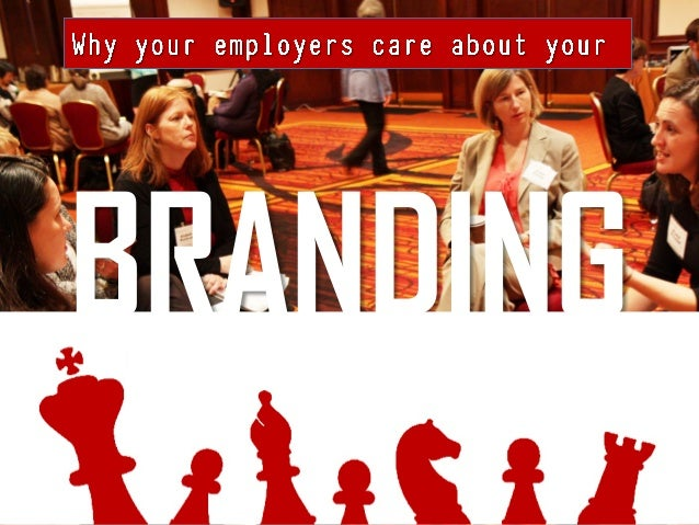 Personal branding for employers - #culturecode