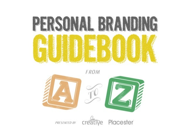 Personal Branding Guidebook From A to Z