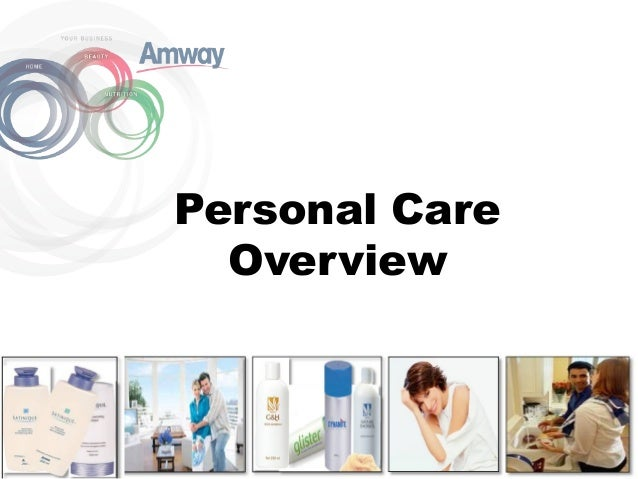 Personal care overview final 10052012