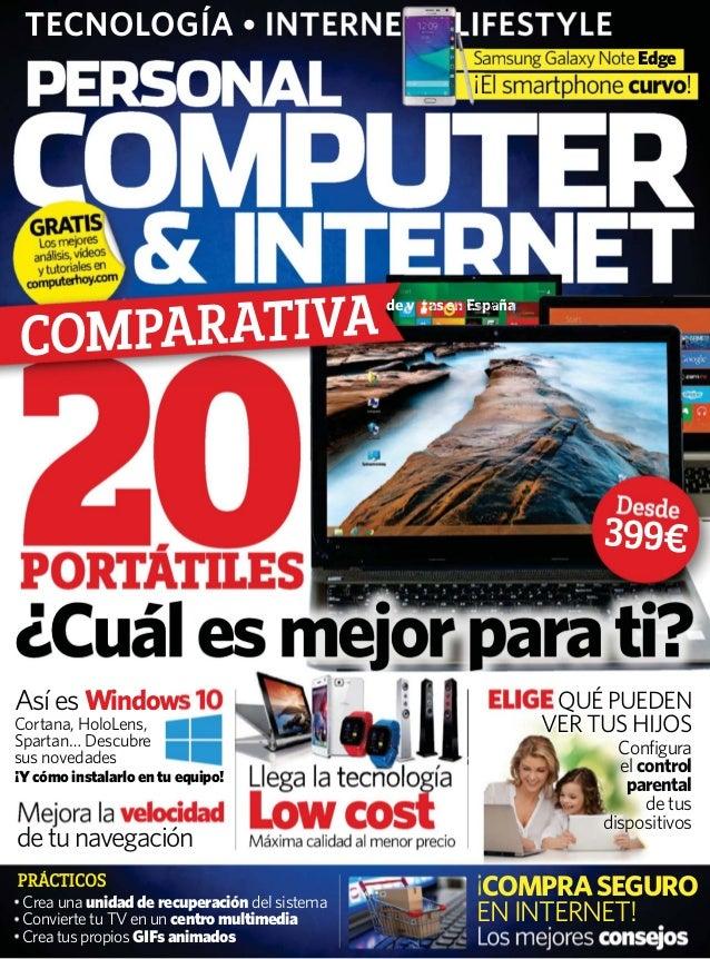 TECNOLOGÍA INTERNET LIFESTYLE La revista m de ventas en España Nº148nnnnnnnnnnnnnnnntttttttttttttttttttttttttttttttttttttt...