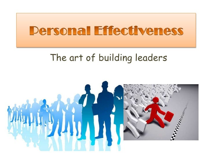 The art of building leaders