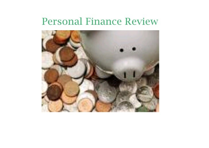 Personal Finance Review