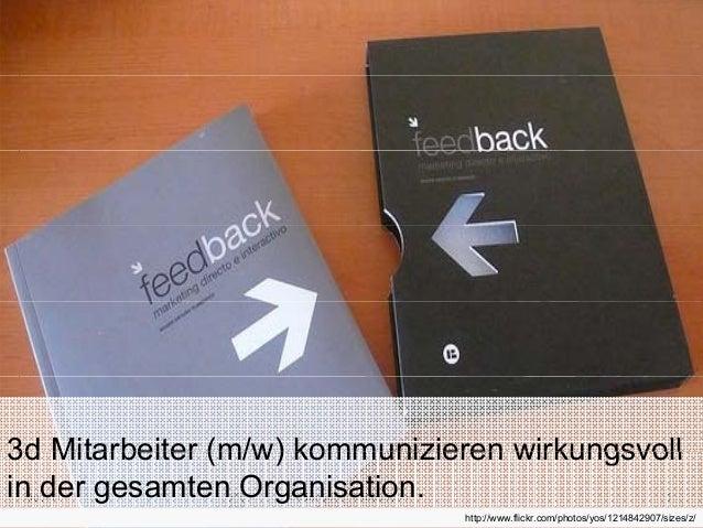 3d Mitarbeiter (m/w) kommunizieren wirkungsvoll http://www.flickr.com/photos/criterion/3417811375/sizes/z/http://www.flick...