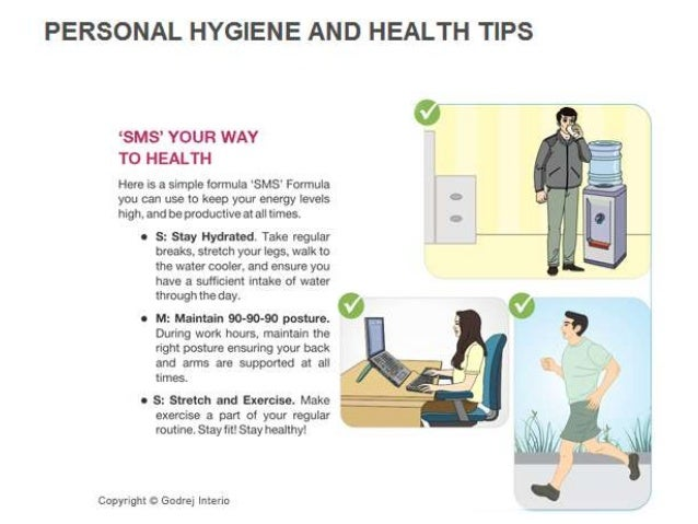 Personal Hygiene and Health Tips