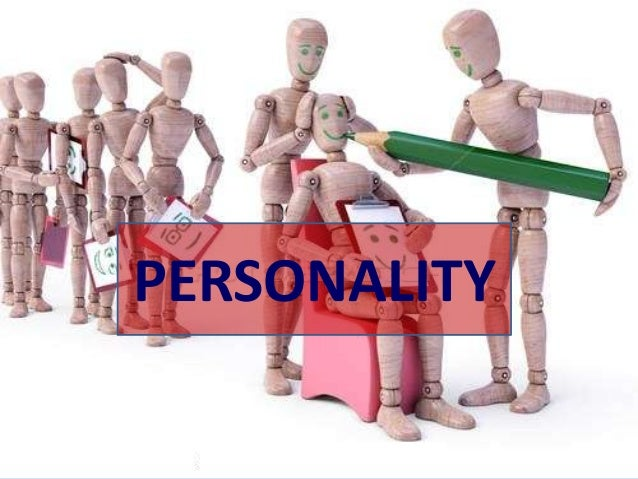 Mahmood Qasim slides on Personality for Organizational Behavior students