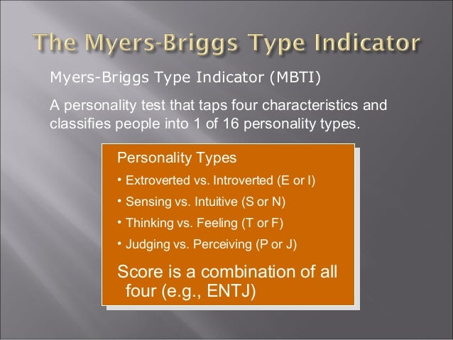 Types Personality Development Personality Types