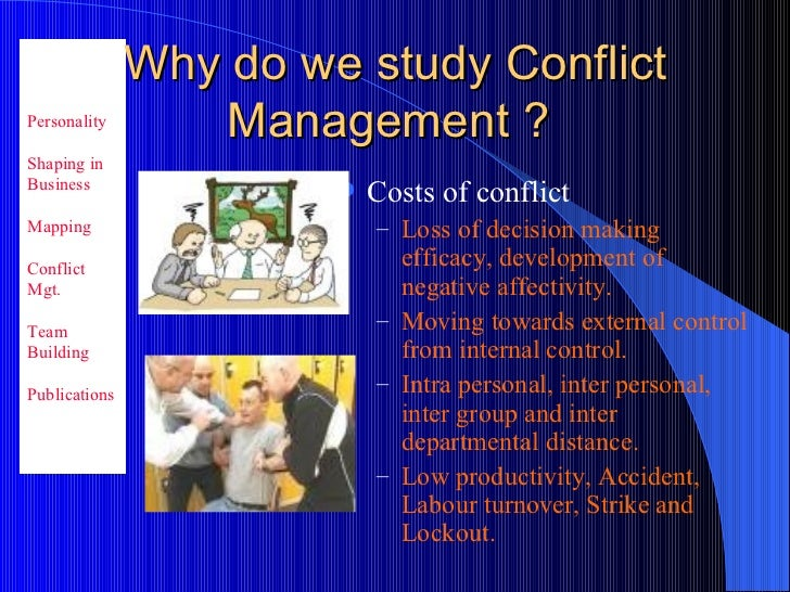 phd thesis conflict management This study was conducted to understand the conflict management strategies of administrators and teachers data was collected from a sample of randomly selected 250 school administrators and teachers working in seventeen primary schools, public and private, in the van province of east anatolia, turkey.