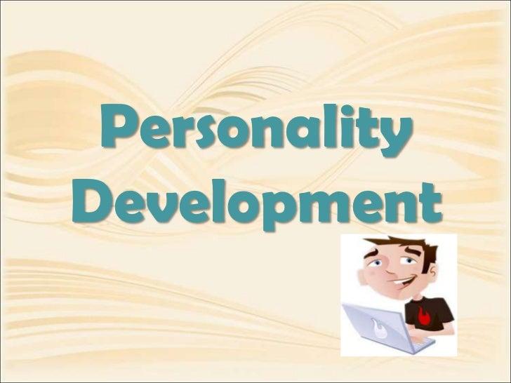 Personality Development<br />