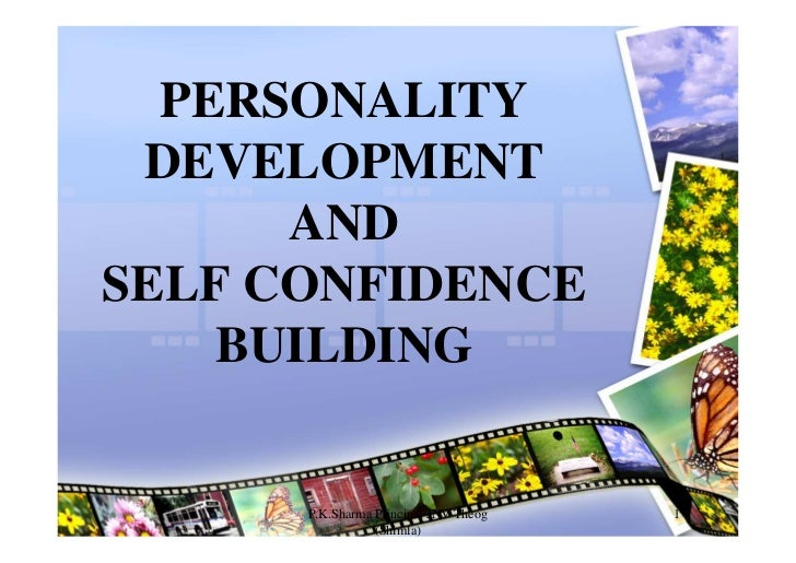 essay on importance of personality development Personality development is the relatively enduring  kropotkin explained the importance of this by stating that because the primitive man identified his existence .