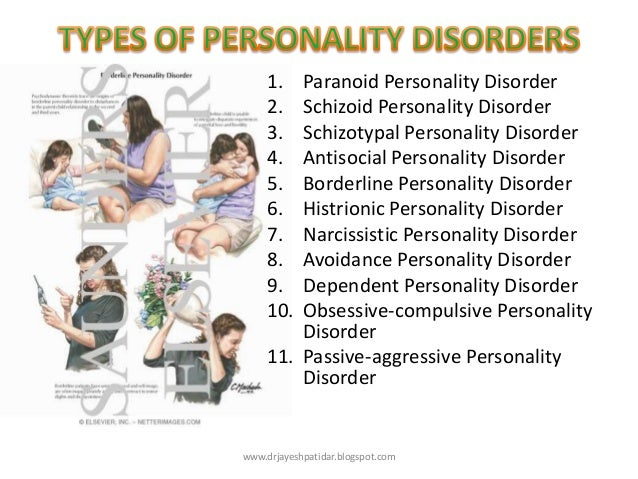 Borderline Personality Disorder Is A Serious Condition