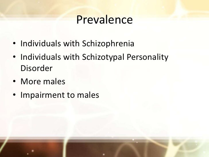 dating a schizotypal A person who has schizotypal personality disorder responds oddly in a conversation here are the examples of famous people with schizotypal personality disorder: 1.