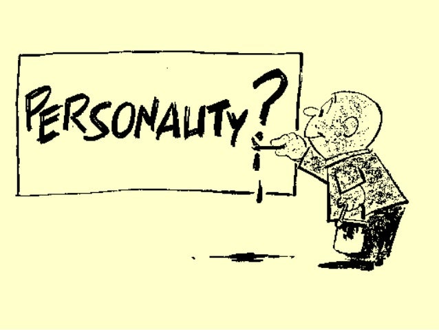Personality effects