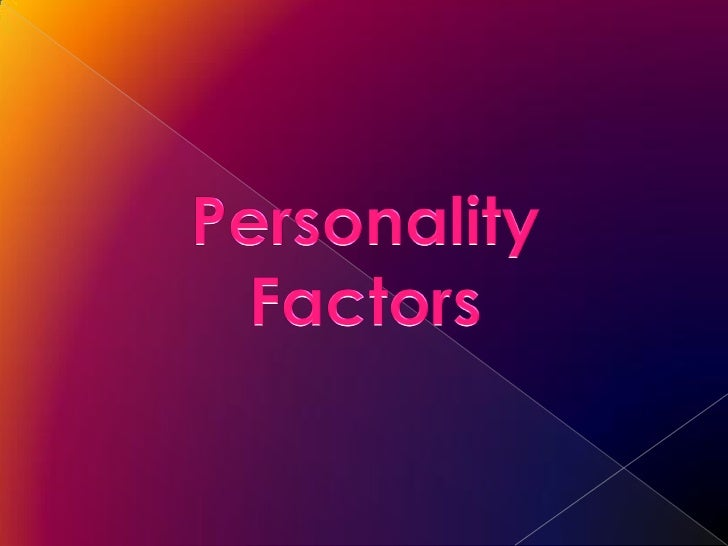 The Myers-Briggs Type Indicator (MBTI)      assessment is a psychometric     questionnaire designed to measure     psycho...