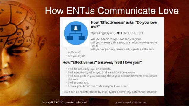 Entj Personality Type Effectiveness Perspectives