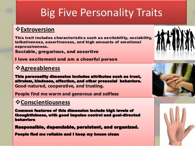 personality theory powerpoint presentation Applying theories, perspectives, and practice models to integrated health   schizophrenia = multiple personality disorder families are the cause of mental.