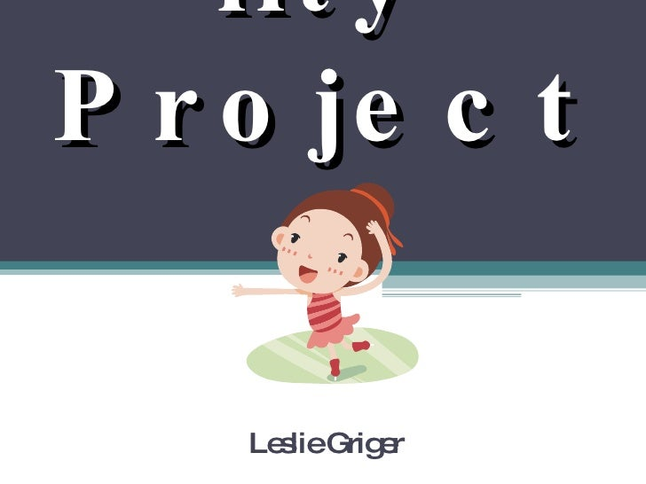 Personality Project Leslie Griger