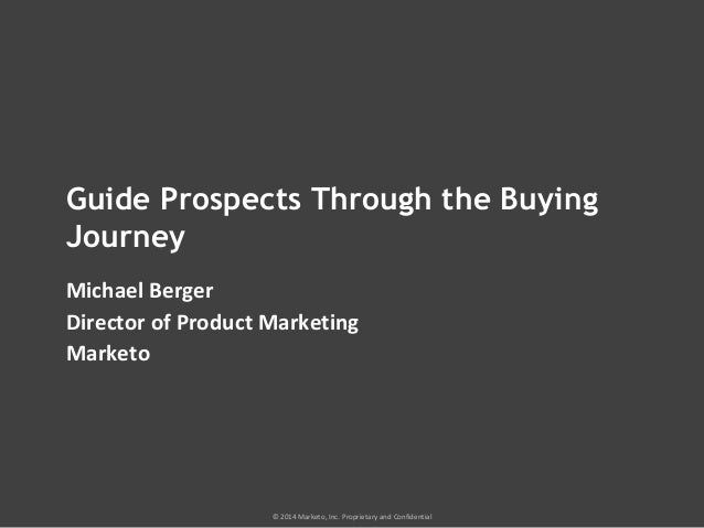 Guide Prospects Through the Buying Journey with Marketing Automation