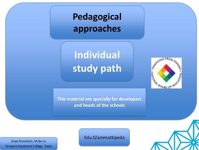 Personalized study path
