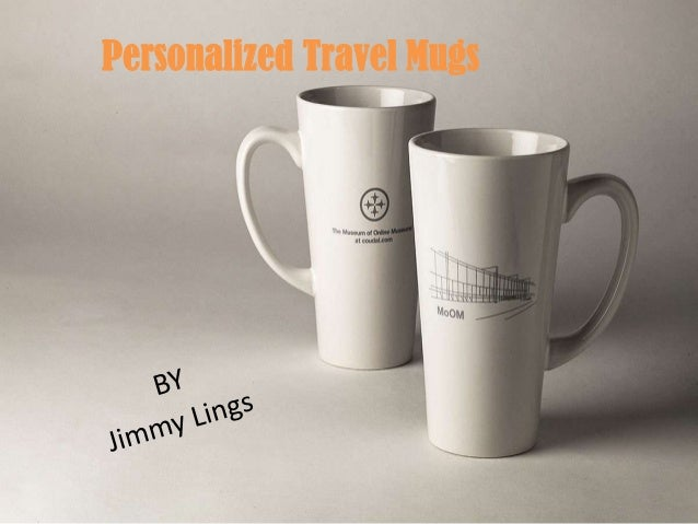 Personalized Travel Mugs are Great Business Promotion Tool