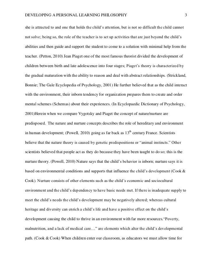 admissions essay sample