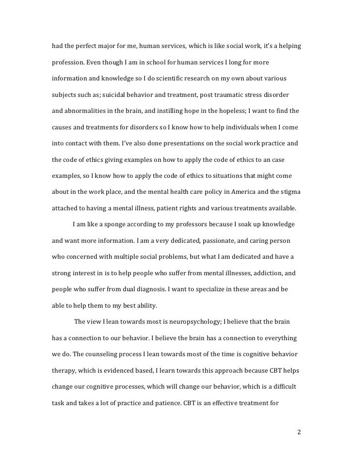 Any creative people want to help me with my personal narrative?