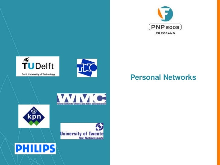 Personal Networks
