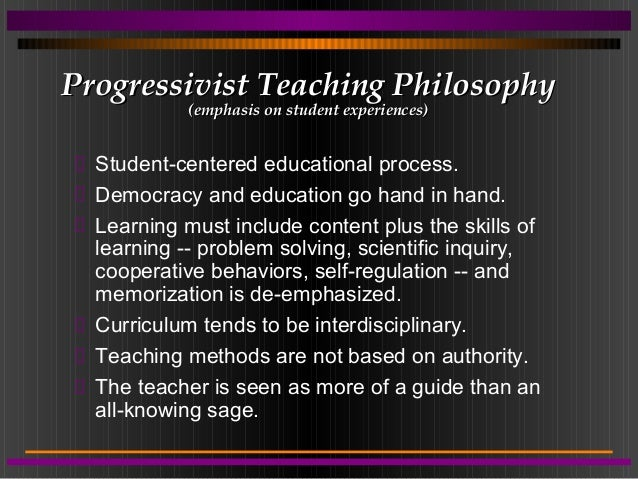 personal philosophy teaching learning Strategies and goals philosophy: szuie stevens edens  one vital  component of my teaching, my students' learning, and thus, the science program  revolves.