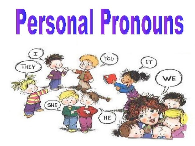 personal pronouns in academic writing