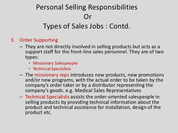 personal selling assignment Personal selling in business unit 10 btec level 2 first business session 2.