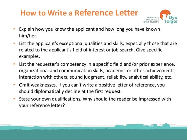 recommendation letter for leadership skills letter of re