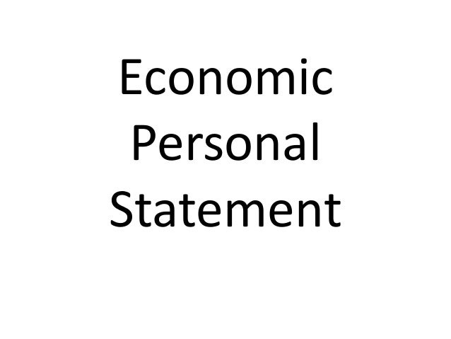 Economics Personal Statement Guide by Econ At Uni