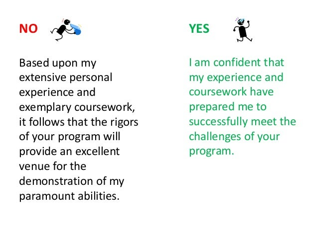Graduate Personal Statement Editing Servic