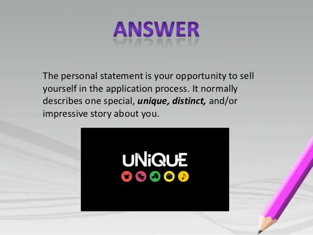 Get into Uni | Get into Uni - Media Personal statement